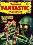 Famous Fantastic Mysteries, December 1946