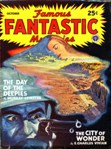 Famous Fantastic Mysteries, October 1947