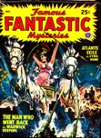 Famous Fantastic Mysteries, December 1947