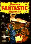 Famous Fantastic Mysteries, October 1949
