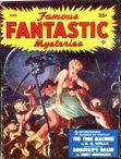 Famous Fantastic Mysteries, August 1950