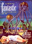 Famous Fantastic Mysteries, July 1951