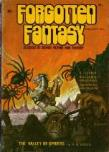 Forgotten Fantasy, February 1971
