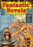 Fantastic Novels, November 1940