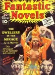 Fantastic Novels, April 1941