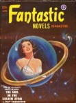 Fantastic Novels, June 1951