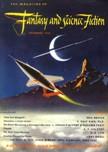 Magazine of Fantasy, December 1950