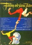 Magazine of Fantasy, Summer 1950