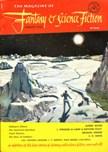 Magazine of Fantasy, August 1952