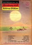 Magazine of Fantasy, December 1952