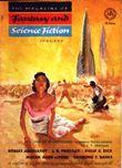 Magazine of Fantasy, January 1954