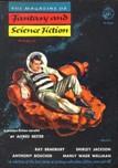 Magazine of Fantasy, March 1954