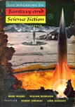 Magazine of Fantasy, October 1954