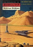 Magazine of Fantasy, December 1954