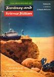 Magazine of Fantasy, April 1955