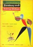 Magazine of Fantasy, June 1955