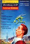 Magazine of Fantasy, August 1955