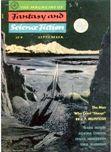 Magazine of Fantasy, September 1955