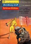 Magazine of Fantasy, January 1956