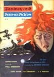 Magazine of Fantasy, March 1956