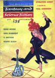 Magazine of Fantasy, September 1956