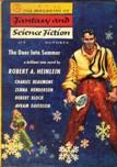 Magazine of Fantasy, October 1956