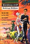 Magazine of Fantasy, October 1957