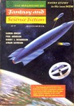 Magazine of Fantasy, November 1957
