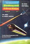 Magazine of Fantasy, March 1958