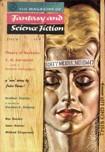 Magazine of Fantasy, July 1958