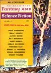 Magazine of Fantasy, March 1959