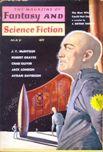 Magazine of Fantasy, May 1959