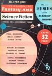 Magazine of Fantasy, October 1959