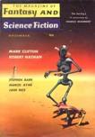 Magazine of Fantasy, December 1959