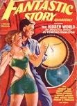 Fantastic Story, Spring 1950