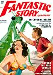 Fantastic Story, Fall 1950