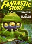 Fantastic Story, Spring 1952