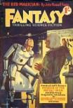 Fantasy #1, 1938