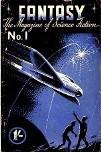 Fantasy, December 1946