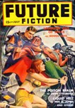 Future Fiction, July 1940