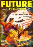 Future Fiction, August 1941