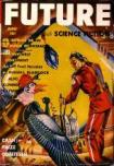 Future Fiction, June 1942