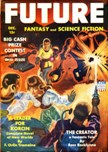 Future Fiction, December 1942