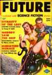 Future Fiction, June 1950