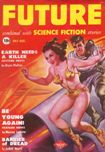 Future Fiction, August 1950