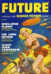 Future Fiction, October 1950