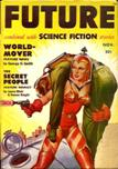 Future Fiction, November 1950