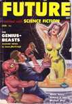 Future Fiction, January 1951
