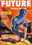 Future Fiction, March 1951