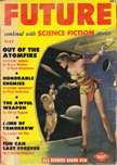 Future Fiction, May 1951